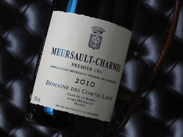 """Meursault 1er Cru """"Les Charmes"""" 2010. Domaine des Comtes Lafon. Vin blanc de…"""