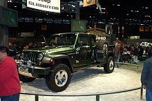 Jeep Gladiator - I want one for my Sweetie.