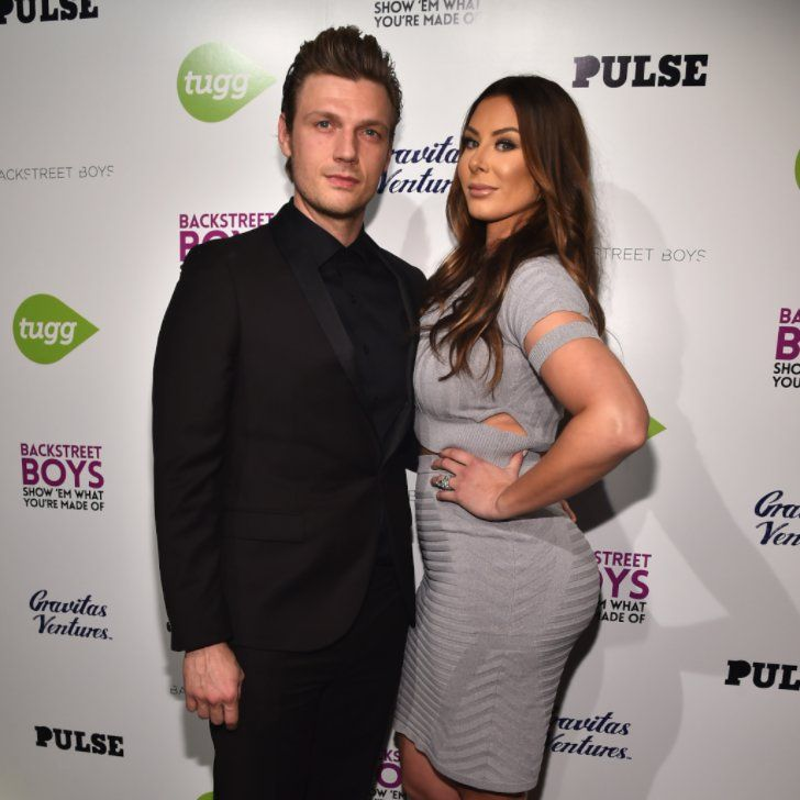 Nick Carter and His Wife Are Expecting a Baby Boy!