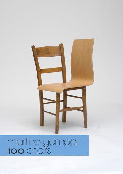 dubbele stoel - Gamper