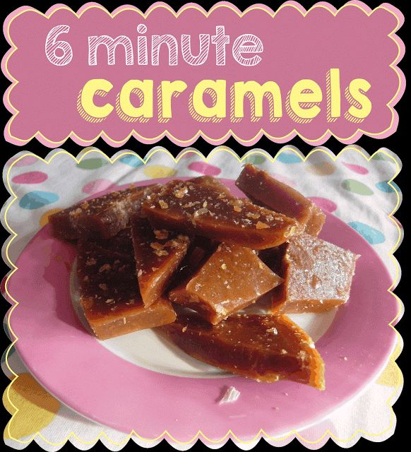 These super chewy caramels will have you feeling like a kid again! Not only is this recipe quick and easy but it also has a delicious sweet and salty adult spin.