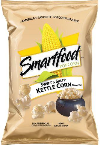 SMARTFOOD® Sweet & Salty Kettle Corn Flavored Popcorn