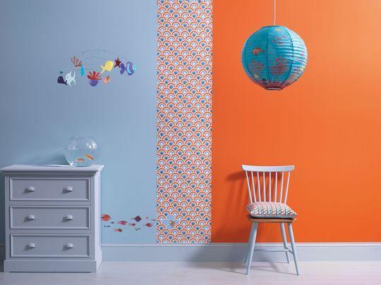 15 best 15 décors hauts en couleur images on Pinterest Custom in - peindre sur peinture laquee