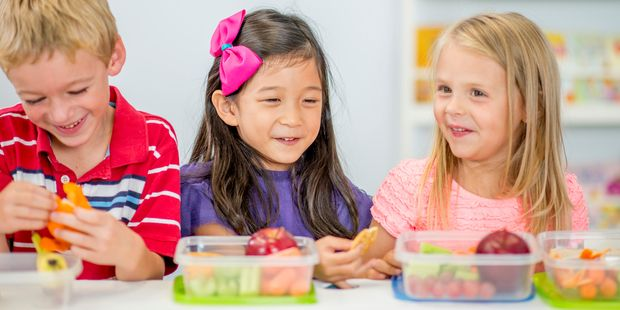 For many families, just getting something into a lunch box is super enough. Photo / iStock