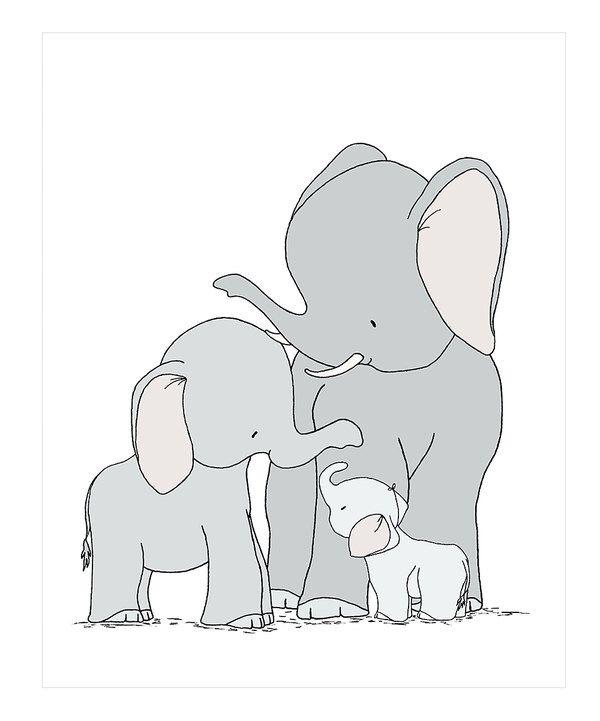 Die besten 25 Cartoon elefanten Ideen auf Pinterest  Baby Elefant Zeichnung niedliche Cartoon