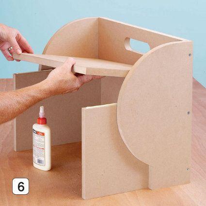 Muebles en mdf para niños - Imagui