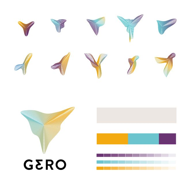 Brand Strategy, Corporate Design, Generative Logo Design | think moto | Case: Gero