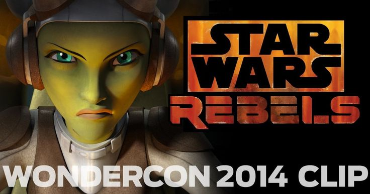 Watch the 'Star Wars Rebels' WonderCon 2014 Clip Featuring Captain Hera -- Voice actress Vanessa Marshall introduces this latest footage from the animated series, coming to Disney XD later this year. -- http://www.tvweb.com/news/watch-the-star-wars-rebels-wondercon-2014-clip-featuring-captain-hera