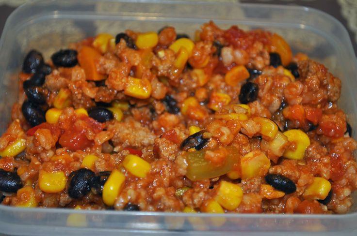 Unstuffed Peppers (Casserole)