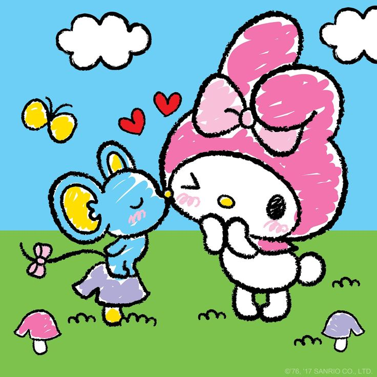 My Melody ╰(*´︶`*)╯♡ https://www.facebook.com/MyMelody ...