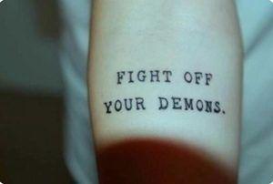Top 30 Inspiring Strength Tattoos - Part 29