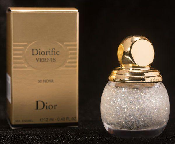 #Лак для ногтей #Dior #Diorific #Vernis 001 #Nova - #PerfettoME