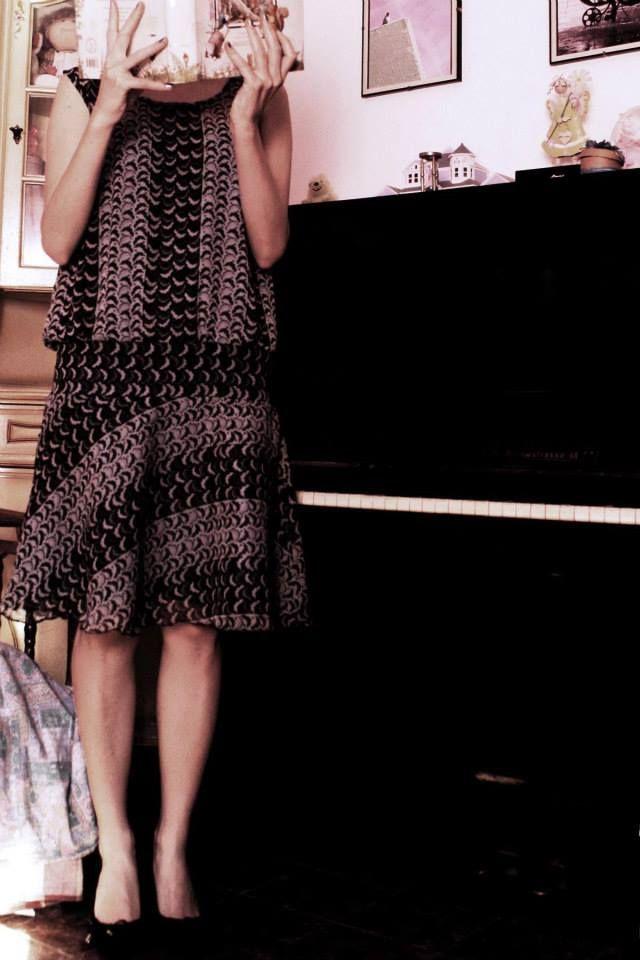 dress 20s style_ tramedinchiostro