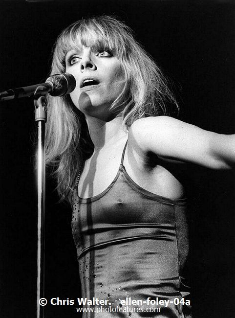 """Ellen Foley (born June 5, 1951, St. Louis, MO, USA) is an American singer and actress. She has released four solo albums but is best known for her collaborations with the singer Meat Loaf. She has released the albums """"Nightout"""" (1979), """"Spirit Of St. Louis"""" (1981), """"Another Breath"""" (1983) and """"About Time"""" (2013). The album """"Nightout"""" and its singles were very successful. She has appeared on Broadway and television, where she co-starred in the sitcom Night Court."""
