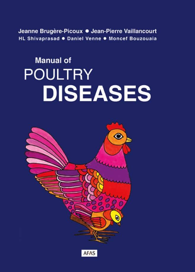 Manual Of Poultry Diseases Vetbooks Poultry Diseases Poultry Animal Disease