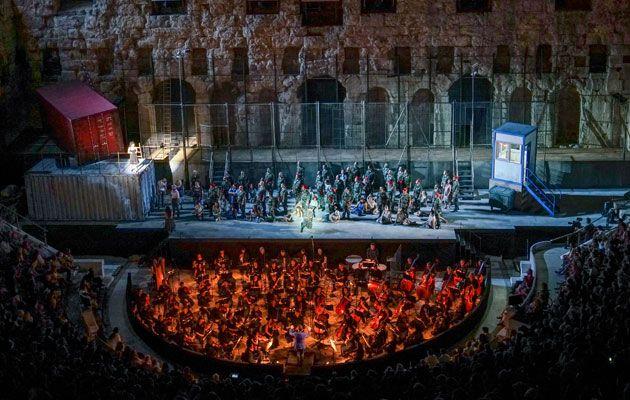 Είδαμε την όπερα του Ζορζ Μπιζέ από την ΕΛΣ στο Ηρώδειο