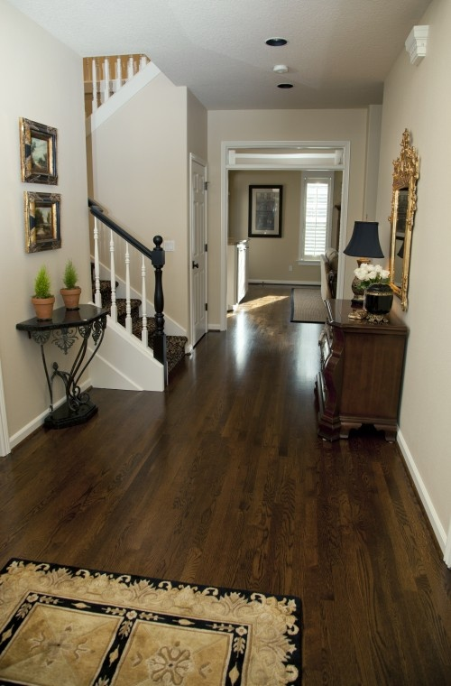 17 best images about paint jobs on pinterest paint for What color walls go with dark wood floors