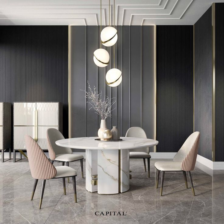 Capital Collection Hercules Table Decorated An Environment Where