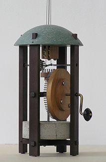 Wooden Heirloom Automata - Bliss Kolb Automata