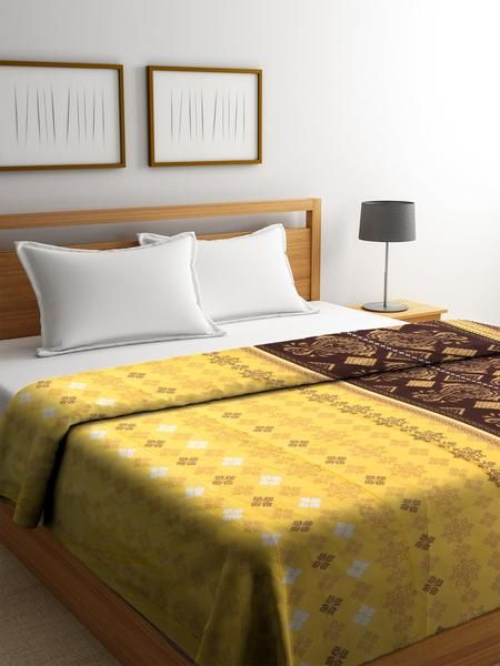 Buy Cotton Double Bed Comforter Online by Mafatlal Online at lowest price #bedcomforter #doublecomforter #bedcomforter #mafatlalbedcomforter #cottoncomforter #bedlinen #qualitycomforter