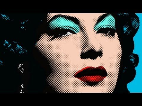 Photoshop: How to make a POP ART portrait from a Photo! - YouTube