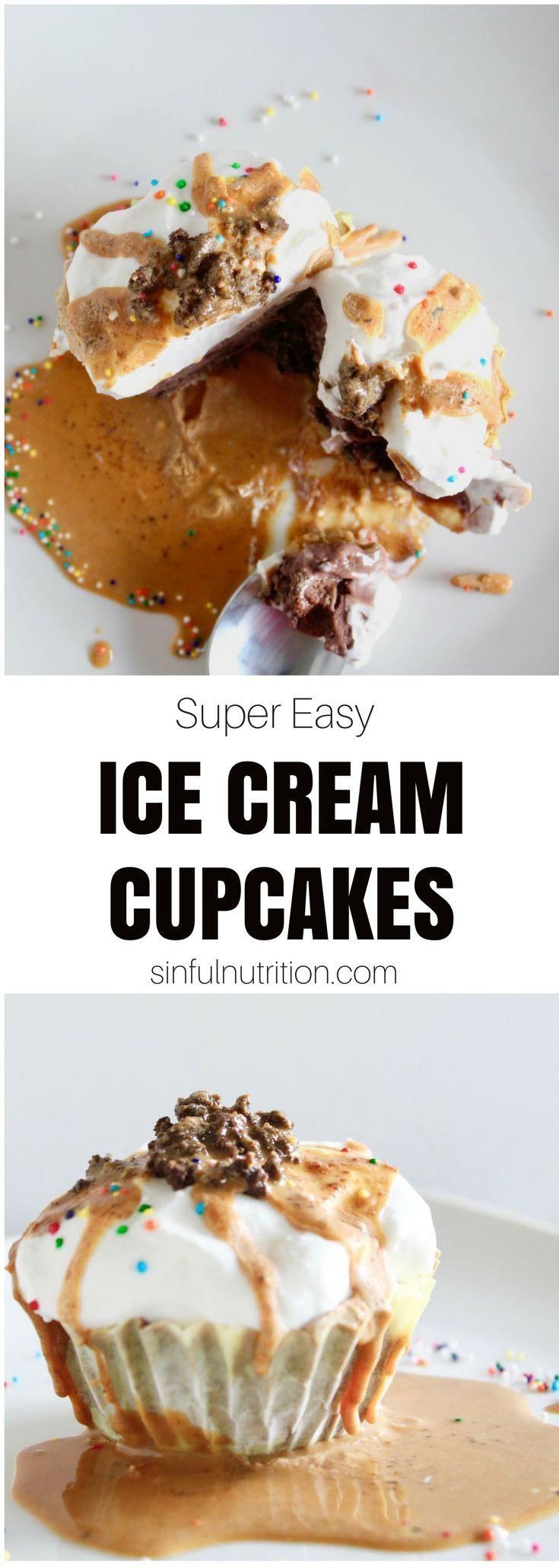 Ice Cream Cake Chocolate Crunchies Recipe