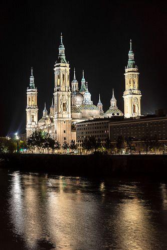 Basílica del Pilar | Zaragoza, Spain