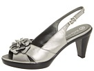 Mother of the Bride - Pretty silver shoes that may actually be comfortable.
