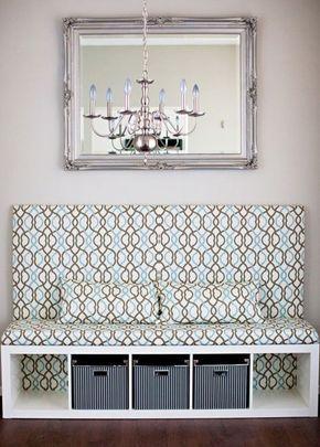 das expedit als sitzbank wir zeigen wie s gelingt. Black Bedroom Furniture Sets. Home Design Ideas