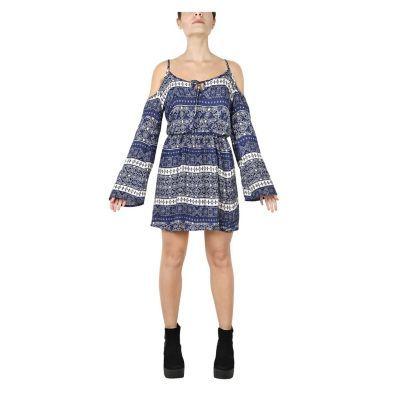 Me gustó este producto Sybilla Vestido con Mangas Largas sin hombros. ¡Lo quiero!