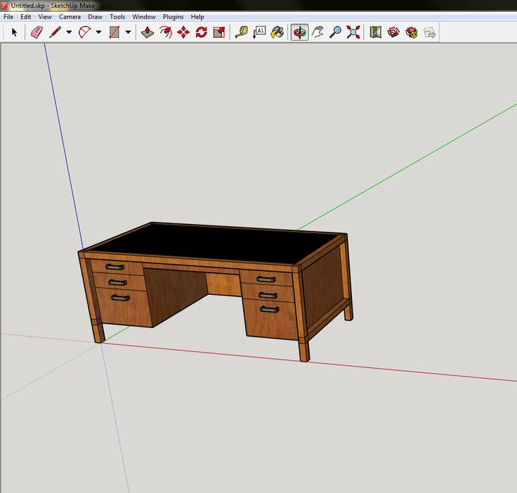 17 Best Images About Sketchup On Pinterest Models How To Draw And Popular Woodworking