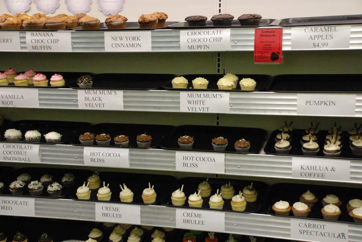 Come and visit our shop today to taste the best cupcakes in town!