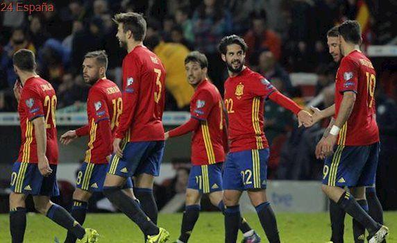El 55% de los catalanes se sienten orgullosos de la selección española