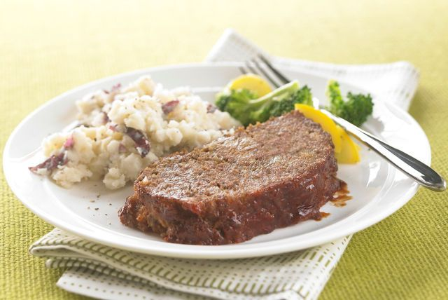 Super moist and busting with flavor, this recipe will turn meatloaf from a last-ditch, last-minute dish into something your family will be requesting you make over and over.   We'll show you all the steps to this best-ever meatloaf.