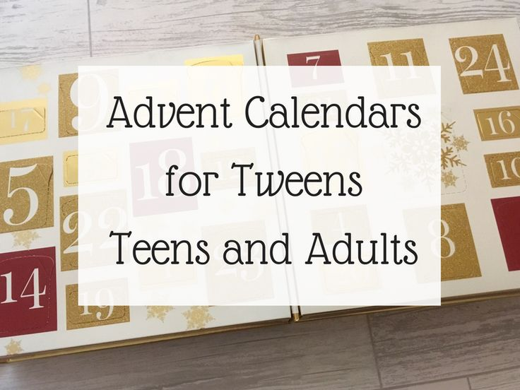 Advent Calendars for Tweens, Teens and Adults. A roundup of some of the 2017 advent calendars that have been released this year including Yankee Candle, Smiggle and Thorntons.