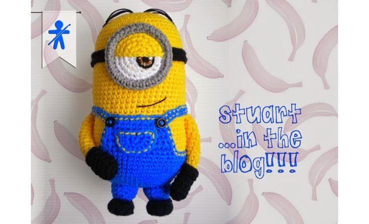 for free! / 미니언즈 스튜어트 The Minions (II): STUART!!! 이미지를 클릭하시면 더 자세한 사...