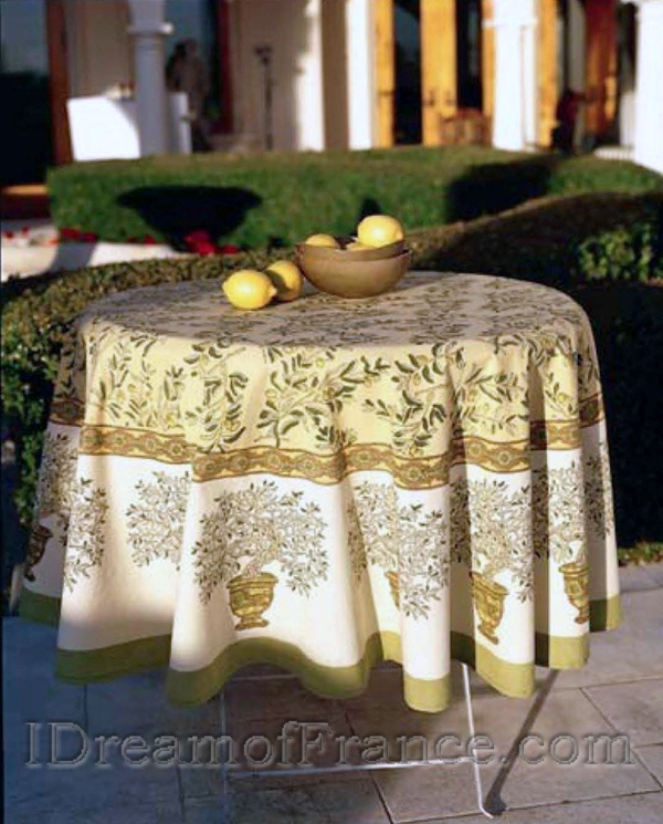 New 90 Inch Round Tablecloth Patterns