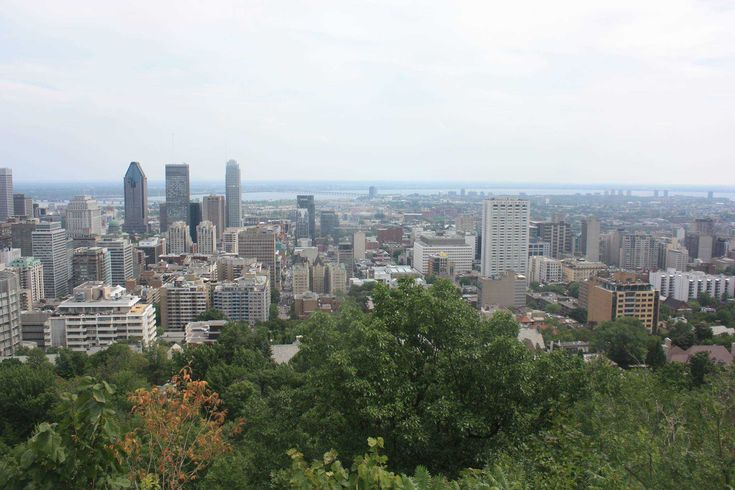 Montreal with kids; One of the few cities that even the geographically challenged can point out as Canadian.