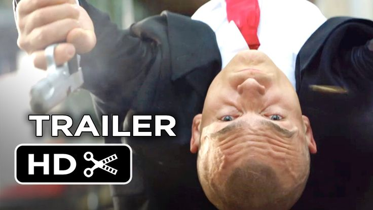 """He's an engineered human being""  Don't miss the Badass 1st Trailer for 'Hitman: Agent 47'."