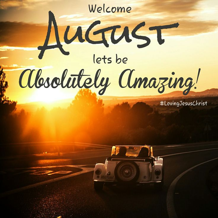 Welcome August lets be Amazing! #August #Absolutelyamazing #Amazing #SkinDNA #CaféDNA #DécorDNA