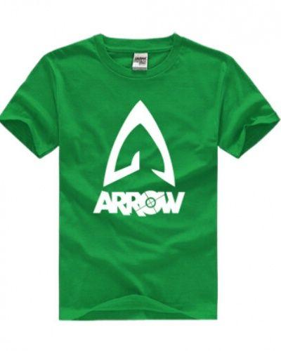 Green Arrow Season 3 t shirt for men cotton short sleeve tee-