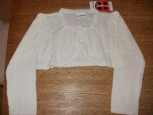 £5.20 Cute Knitted Bolero Cardigan by Ladybird Little Girls/Baby Age 2/3 BNWT | eBay