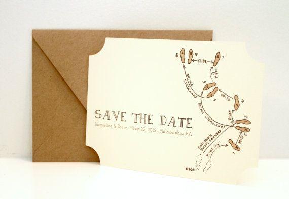 Tanzschritte Save the Date, lernen, Tanz, Hochzeitstanz, Walzer tanzen, Scheune Hochzeit, Kraftpapier zu retten, Datum, Oldtimer Hochzeit, Etsy Hochzeiten