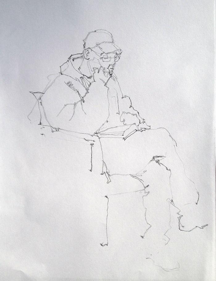Urban Sketchers Cleveland