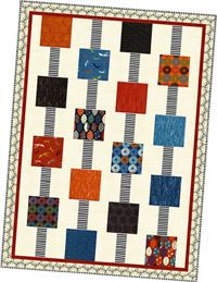 Silver Lining Quilt Kit