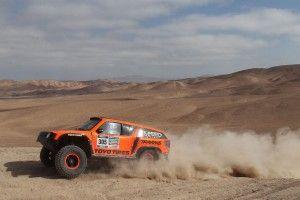 Robby Gordon Out of the Dakar 2014 Rally?