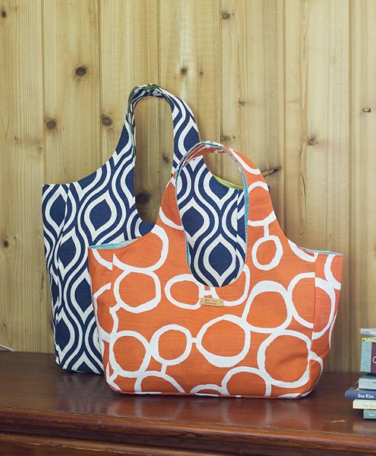 Hailey Bag  PDF Patterns