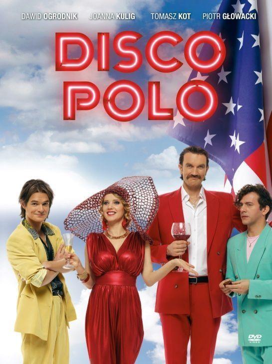 Disco Polo (pakiet - film + soundtrack) (DVD+CD) -