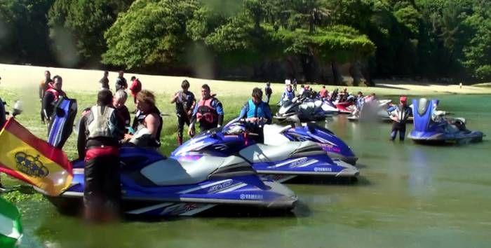 Wave Runner, motos de agua yamaha