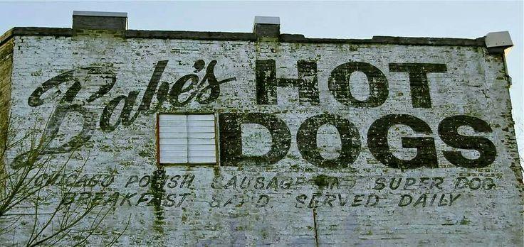 Birmingham Alabama Ghost Signs